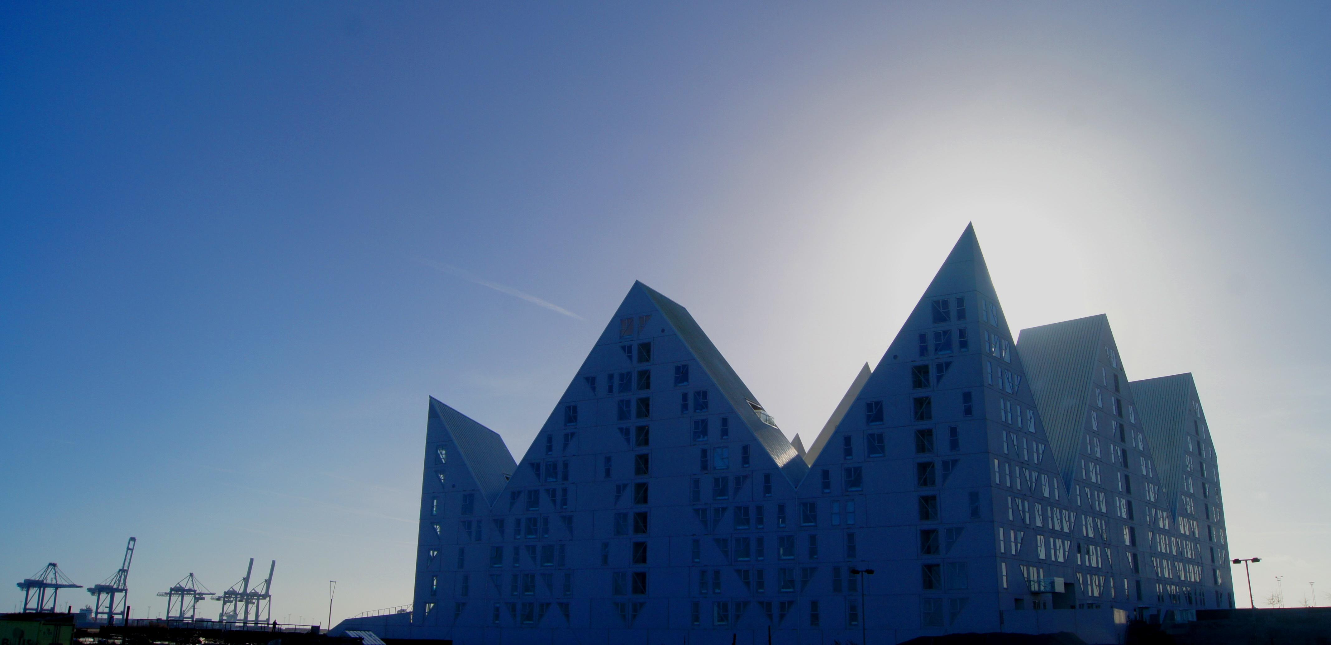 Afternoon Iceberg